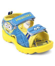 Minions Sandals - Yellow Blue