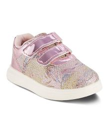Kittens Party Wear Shoes - Pink