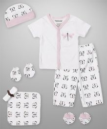 Wonderchild 7 Piece Gift Set For Girls - Pink