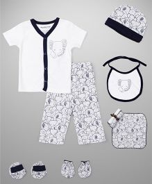 Wonderchild 9 Piece Gift Set For Boys - Blue