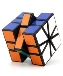 Emob Educational Rubik's Cube - Multi Color