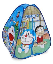 Doraemon Pop-Up Tent House - Dark Blue