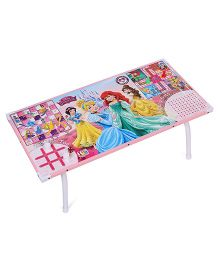 Disney Princess Multipurpose Table - Pink Multicolor