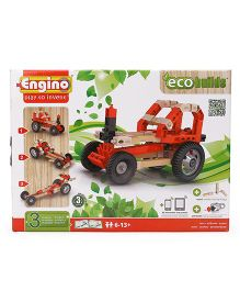 Engino Eco Cars - Red