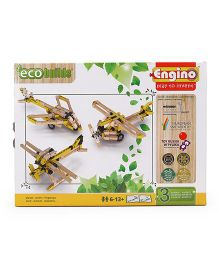 Engino Eco Planes - Yellow