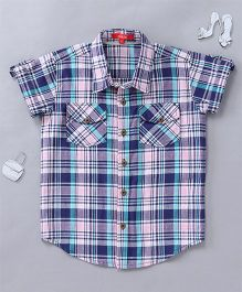 Olele Checked Shirt - Multicolor