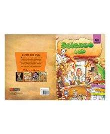 Science Lab Activity Book - English