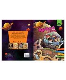 Space Heroes Activity Book - English