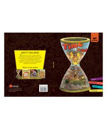 Time Trail Activity Book - English