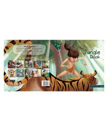 The Jungle Book Story - English