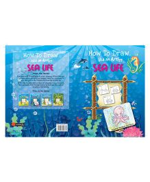 How To Draw Like An Artist Sea Life - English