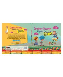Granny Goosey Rhymes For Boys - English