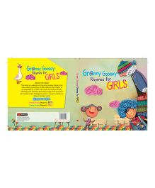 Granny Goosey Rhymes For Girls - English