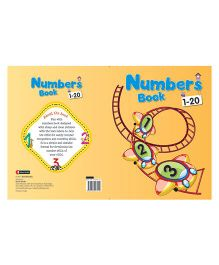 Numbers Book 1-20 - English