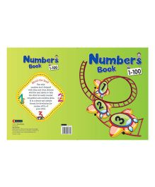 Numbers Book 1-100 - English