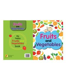 Fruits And Vegetables - English