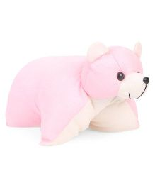 IR Folding Pillow Teddy - Light Pink