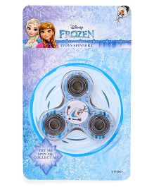 Disney Frozen Fidget Spinner - Blue
