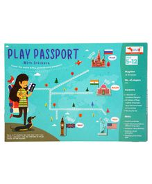 Cocomoco Kids Play Passport Kit