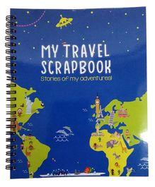 Cocomoco Kids Travel Scrapbook