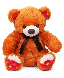 Liviya Sitting Teddy Bear Soft Toy Brown - 45.5 cm