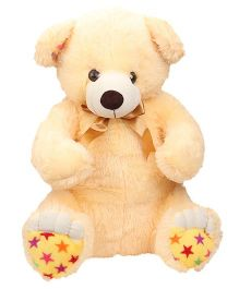 Liviya Sitting Teddy Bear Soft Toy Cream - 60.5 cm
