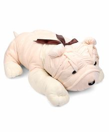 Liviya Bull Puppy Soft Toy  - 76 cm (Color May Vary)