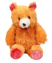 Liviya Teddy Bear Brown Red - 45 cm