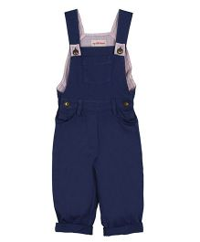 My Li'l Lambs Stylish Dungaree - Dark Blue