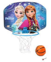 Disney Frozen Basket Ball Set (Color May Vary)