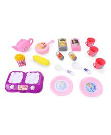 Disney Princess Kitchen Set - Set Of 16