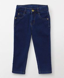 Olio Kids Full Length Jeans - Blue