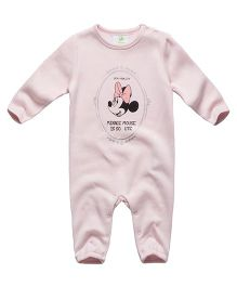 Fox Baby Rompers PAST.PINK  3-6 M