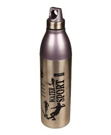 Jaypee Water Sports Water Bottle Silver - 1250 ml