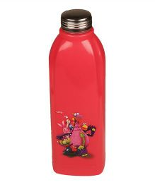 Jaypee Dolphin Water Bottle Pink - 600 ml