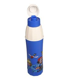 Pokemon Cool Sip Water Bottle Blue - 650 ml