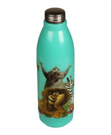 Madagascar Me Cool Water Bottle Green - 800 ml
