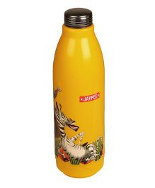 Madagascar Me Cool Water Bottle Yellow - 800 ml