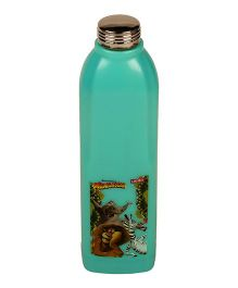 Madagascar Go Cool Insulated Water Bottle Green - 800 ml