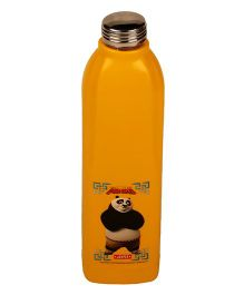 Kung Fu Panda Go Cool Insulated Water Bottle Orange - 800 ml