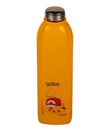 Pokemon Go Cool Insulated Insulated Water Bottle Orange - 800 ml