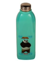 Kung Fu Panda Go Cool Insulated Water Bottle Green - 600 ml