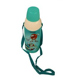Jaypee Cool Buddy Water Bottle Green - 600 ml