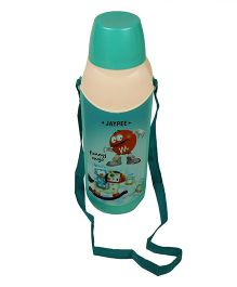 Jaypee Cool Buddy Water Bottle Green - 900 ml