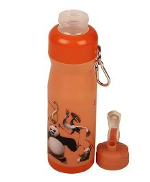 Kung Fu Panda Icy Cool Water Bottle Orange - 750 ml