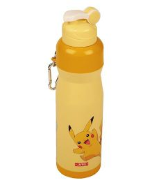 Pokemon Icy Cool Water Bottle Yellow - 750 ml