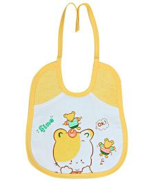 Child World - Bibs With Bear Print