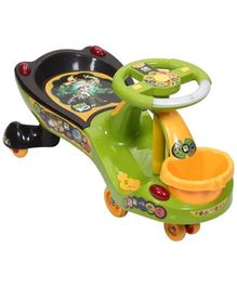 Toyzone - Ben 10 Eco Magic Car