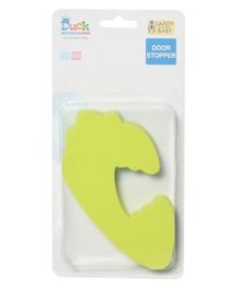 Duck Door Stopper - Yellow