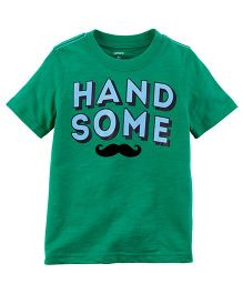 Carter's Handsome Jersey Tee - Green